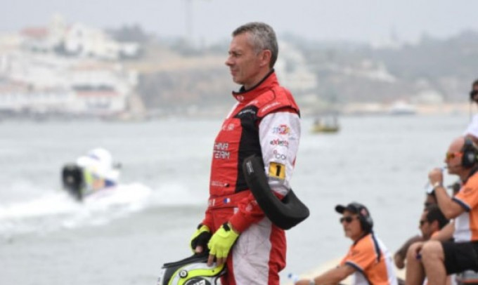 Motonautisme – Formule 1 : Il ne manque plus qu'un point à Chiappe…