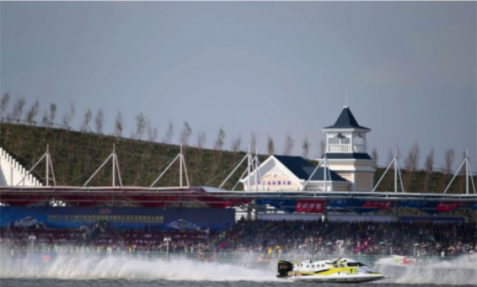 Motonautisme – Formule 1 : le Rouennais Chiappe reprend la tête du championnat du monde