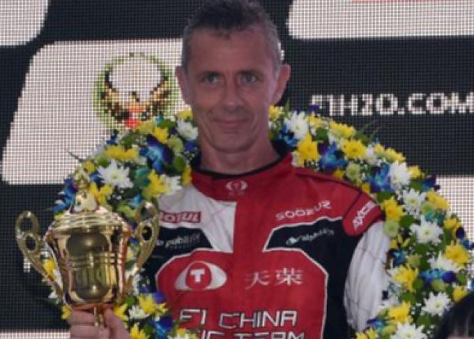 L'équipe –  Motonautisme F1 Philippe Chiappe : «C'est un peu un travail de sorcier»