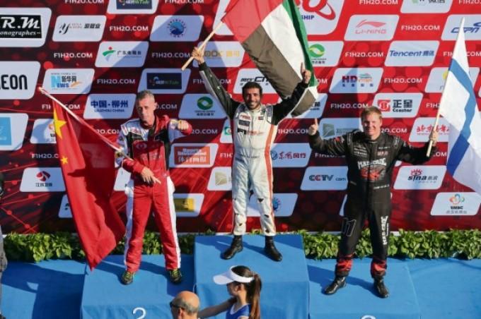 Motonautisme – Formule 1 : le Rouennais Philippe Chiappe creuse l'écart
