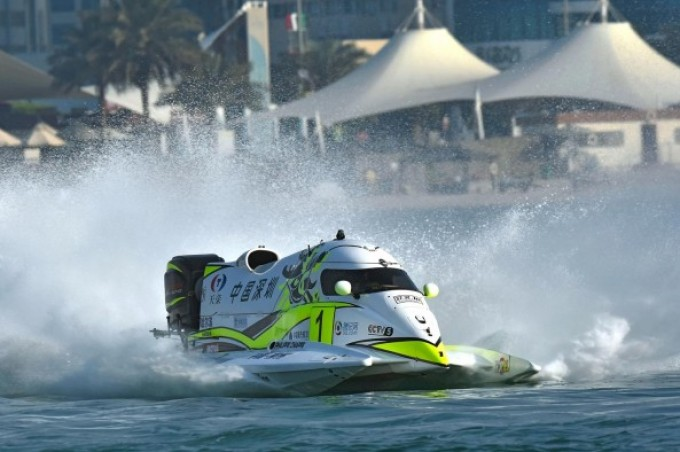 Motonautisme – F1 : le Rouennais Philippe Chiappe favori à sa propre succession