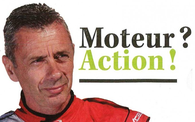 Moteur ? Action !