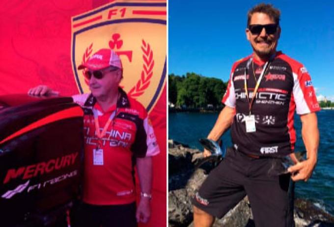 Motonautisme Formule 1 – Des experts haut en couleur