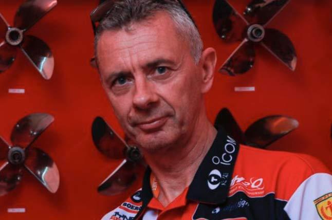 FIGARO NAUTISME – Philippe Chiappe, pilote F1 bateau : »on reste dans l'incertitude d'un championnat